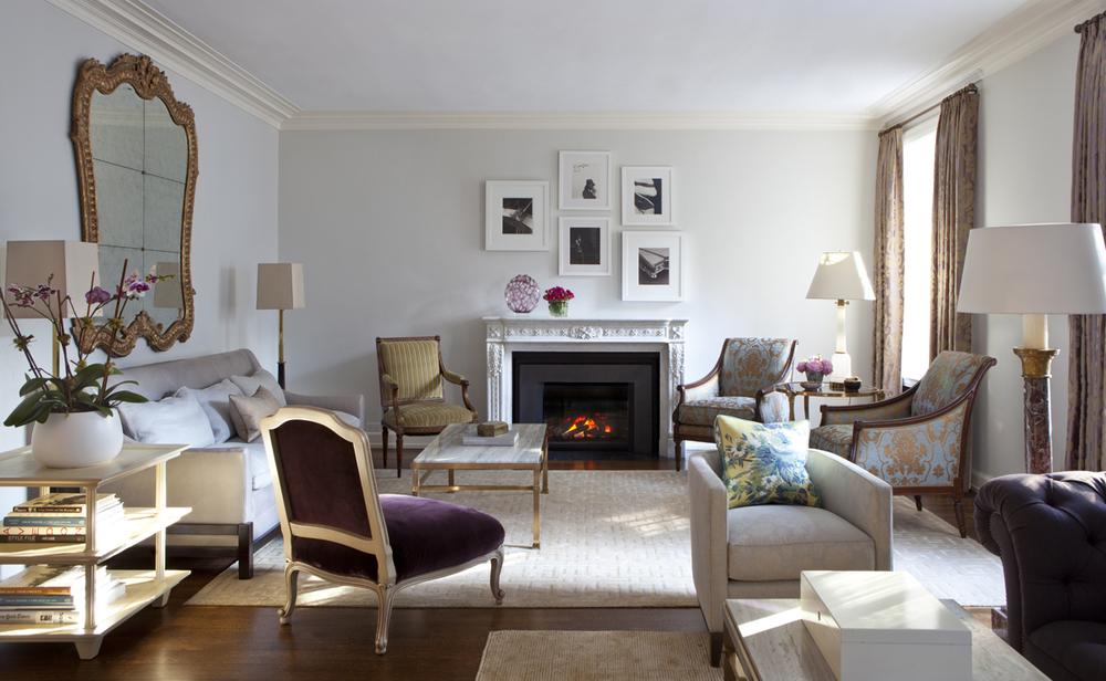 amazing award winning living room | Chicago Interior Designers • Marshall Erb Design ...