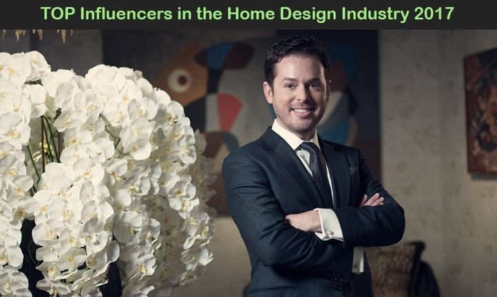 top influencers in home design industry